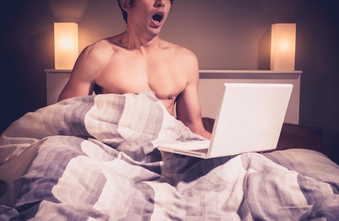 addiction à la pornographie